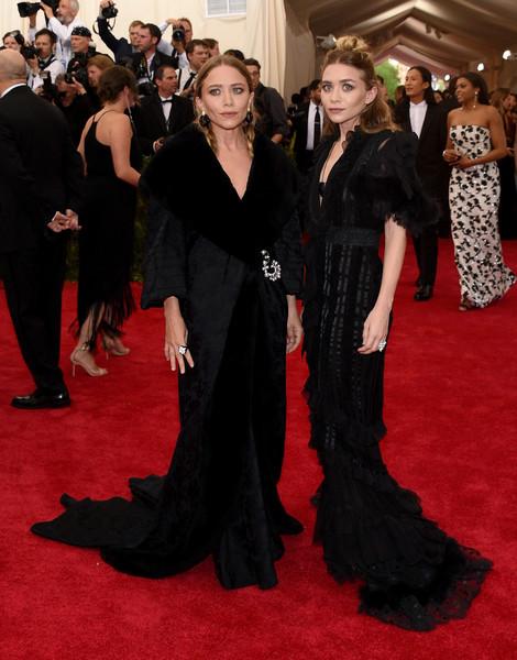 Mary-Kate e Ashley+ John Galliano for Dior