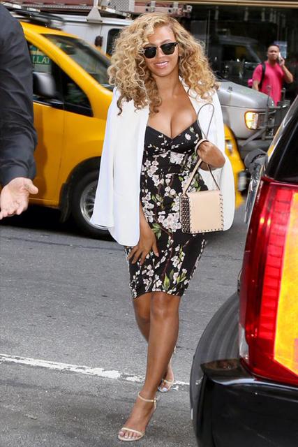 Beyonce New York