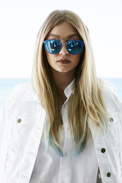 Gigi Cabelo azul 2