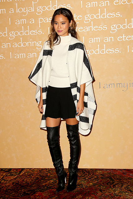 Jamie Chung – Alice + Olivia by Stacey Bendet