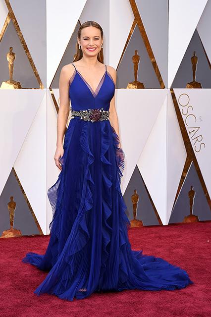 Brie Larson Gucci